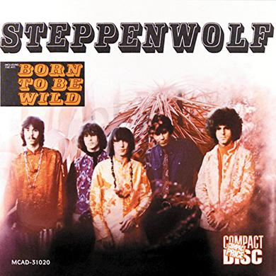 STEPPENWOLF LIVE Vinyl Record