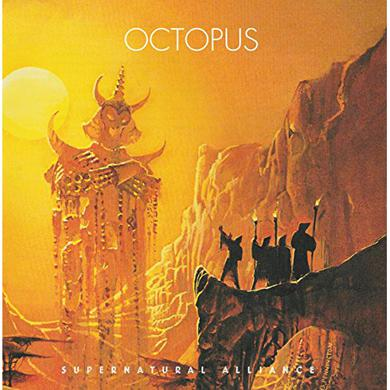 Octopus SUPERNATURAL ALLIANCE Vinyl Record
