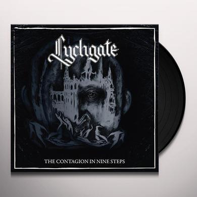 LYCHGATE CONTAGION IN NINE STEPS Vinyl Record