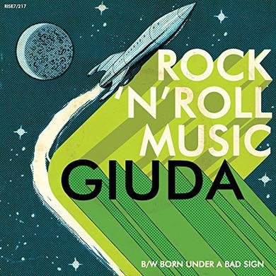 Giuda ROCK N ROLL MUSIC Vinyl Record