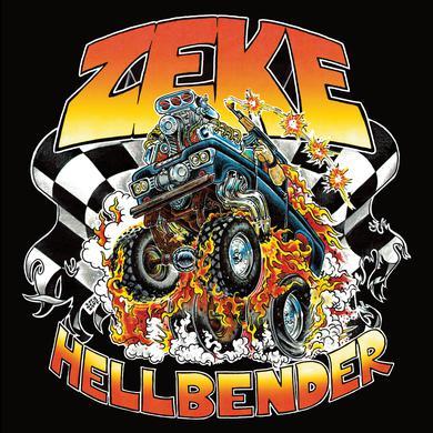 Zeke HELLBENDER Vinyl Record