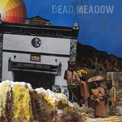 Dead Meadow NOTHING THEY NEED Vinyl Record