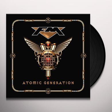 FM ATOMIC GENERATION Vinyl Record