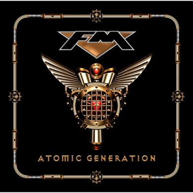 FM ATOMIC GENERATION Vinyl Record