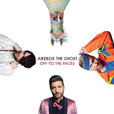 Jukebox The Ghost OFF TO THE RACES Vinyl Record