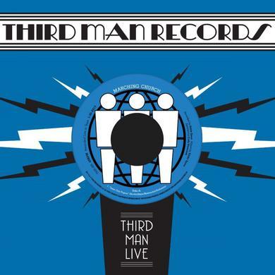MARCHING CHURCH INNER CITY PIGEON / CALENTURE (THIRD MAN LIVE) Vinyl Record