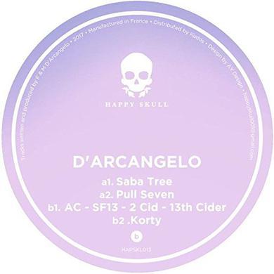 D'ARCANGELO Vinyl Record