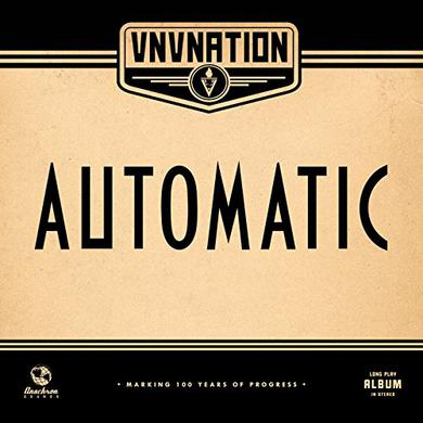 Vnv Nation AUTOMATIC Vinyl Record