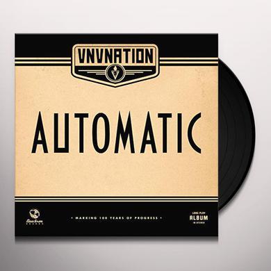 Vnv Nation AUTOMATIC Vinyl Record