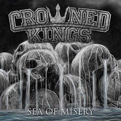 CROWNED KINGS SEA OF MISERY Vinyl Record