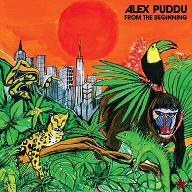 Alex Puddu FROM THE BEGINNING (FEAT. LONNIE JORDAN / WAR) Vinyl Record