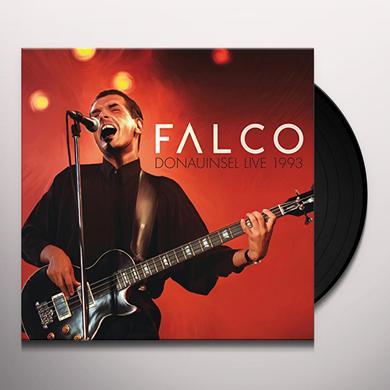 Falco DONAUINSEL LIVE 1993 Vinyl Record