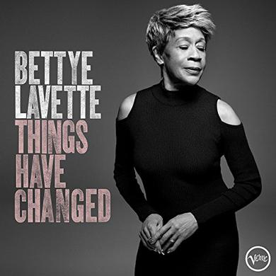 Bettye Lavette THINGS HAVE CHANGED Vinyl Record