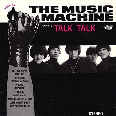 (TURN ON) THE MUSIC MACHINE Vinyl Record