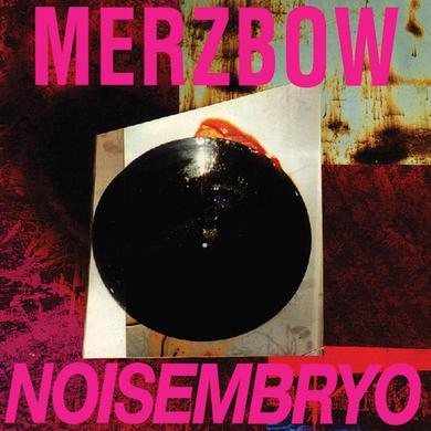 Merzbow NOISEMBRYO Vinyl Record