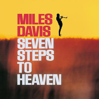 Miles Davis SEVEN STEPS TO HEAVENS Vinyl Record