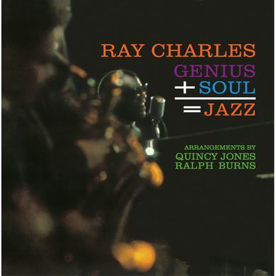 Ray Charles GENIUS & SOUL Vinyl Record