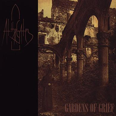 At The Gates GARDENS OF GRIEF Vinyl Record
