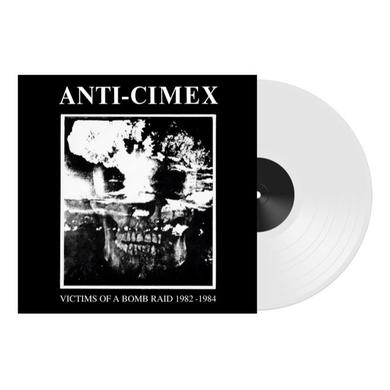 ANTI CIMEX VICTIMS OF A BOMB RAID: 1982-1984 Vinyl Record