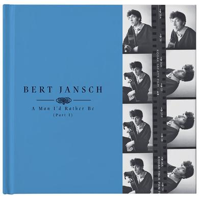 Bert Jansch A MAN I'D RATHER BE (PART I) Vinyl Record