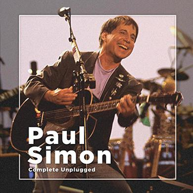 Paul Simon COMPLETE UNPLUGGED Vinyl Record
