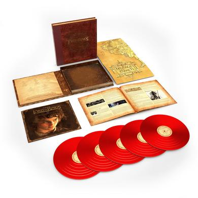 Howard Shore LORD OF THE RINGS: FELLOWSHIP OF THE RING Vinyl Record