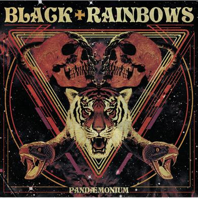 BLACK RAINBOWS PANDAEMONIUM Vinyl Record