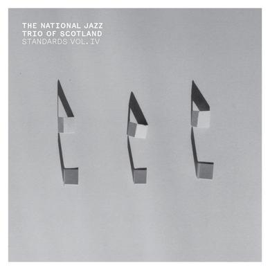 National Jazz Trio Of Scotland STANDARDS IV Vinyl Record