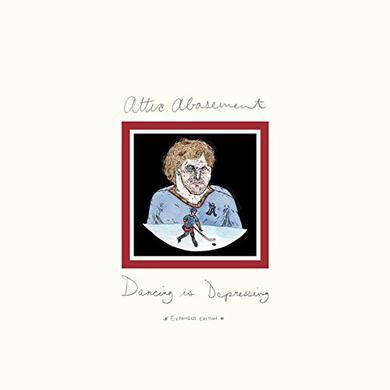 Attic Abasement DANCING IS DEPRESSING Vinyl Record