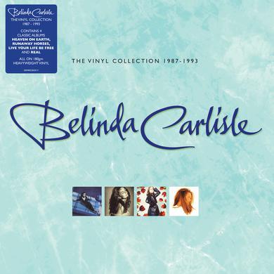Belinda Carlisle VINYL BOX SET Vinyl Record