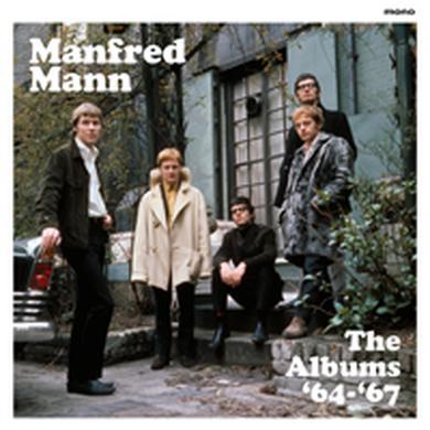 Manfred Mann ALBUMS 64 - 67 Vinyl Record