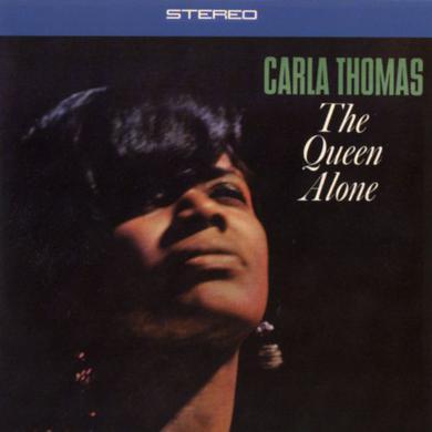 Carla Thomas QUEEN ALONE Vinyl Record