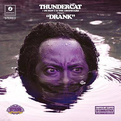 Thundercat DRANK Vinyl Record