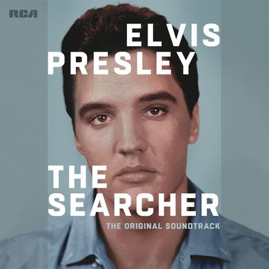ELVIS PRESLEY: SEARCHER / O.S.T. Vinyl Record