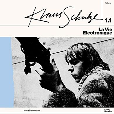 Klaus Schulze LA VIE ELECTRONIQUE VOLUME 1.1 Vinyl Record