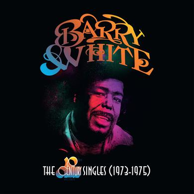 Barry White 20TH CENTURY RECORDS 7 INCH SINGLES: 1973-1975 Vinyl Record