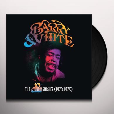 Barry White 20TH CENTURY RECORDS 7 INCH SINGLES: 1973-1975 Vinyl Record