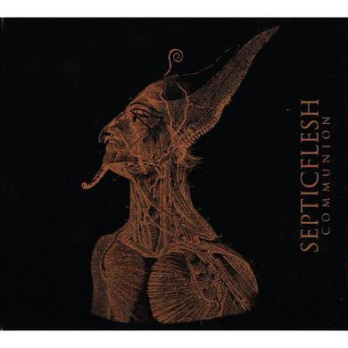 Septicflesh COMMUNION Vinyl Record
