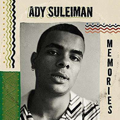 Ady Suleiman MEMORIES Vinyl Record