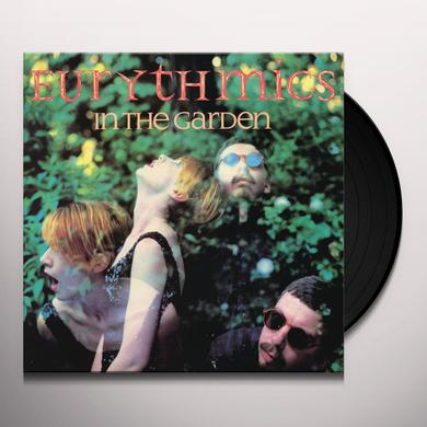 Eurythmics IN THE GARDEN Vinyl Record