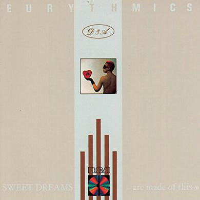 Eurythmics SWEET DREAMS (ARE MADE OF THIS) Vinyl Record