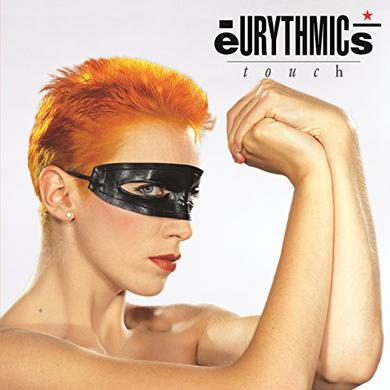 Eurythmics TOUCH Vinyl Record