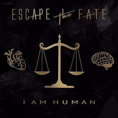 Escape The Fate I AM HUMAN Vinyl Record