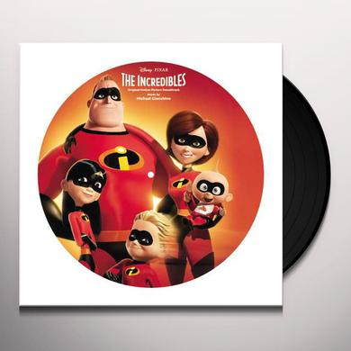 Michael Giacchino INCREDIBLES / O.S.T. Vinyl Record