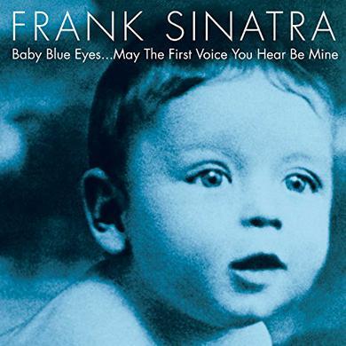 Frank Sinatra BABY BLUE EYES Vinyl Record