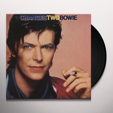 David Bowie CHANGESTWOBOWIE Vinyl Record