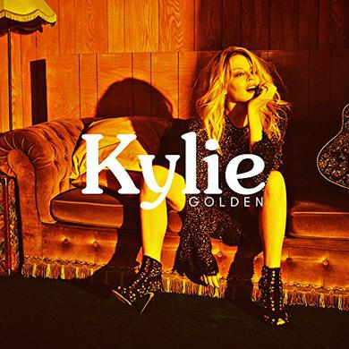 Kylie Minogue GOLDEN Vinyl Record