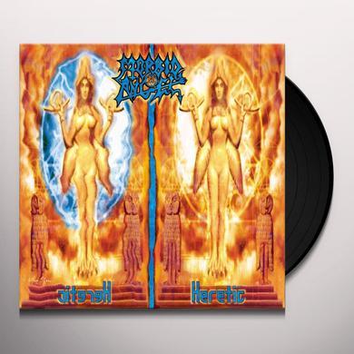 Morbid Angel HERETIC Vinyl Record