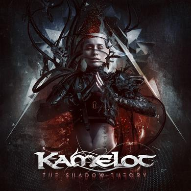 Kamelot SHADOW THEORY Vinyl Record