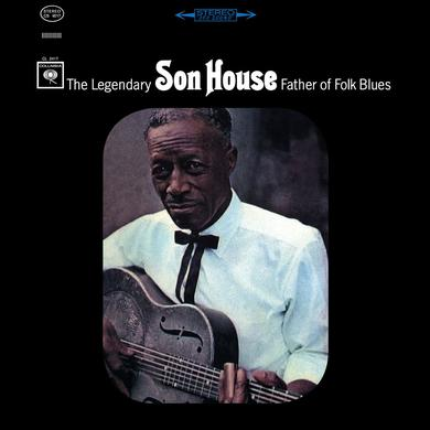 Son House FATHER OF FOLK BLUES Vinyl Record